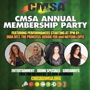 CMSA Annual Membership Party