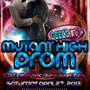 GEEKS OUT Present:  MUTANT HIGH PROM