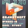 Soundpieces presents Grandtheft, WHEEZ-IE, BOGL, Ryury