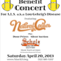 "7th Annual ""Max's Ride"" & Concert for ALS Research and Patient Services"