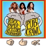 ROCK PAPER SCISSORS TOURNAMENT PUB CRAWL! WIN $50 BAR TAB!