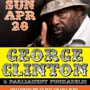 George Clinton and The Parliament Funkadelic - RSVP is now closed.