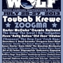 Jammin on the Wolf 2013 July 25-27