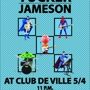 Tucker Jameson @ Club de Ville
