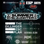 The Summer Slaughter Tour, The Dillinger Escape Plan /Animals As Leaders /Periphery /Norma Jean /Cattle Decapitation /The Ocean