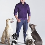 Original host of National Geographic's Dog Whisperer series Cesar Millan