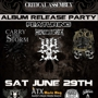 Critical Assembly Album Release Party