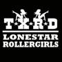 Texas Lonestar Rollergirls:  Banked Track Roller Derby-  Rhinestone Cowgirls vs Holy Rollers