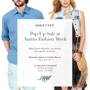  GILT CITY Pop-Up Sale at Austin Fashion Week