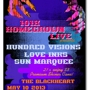 101X Homegrown Live FREE show w/ Hundred Visions, Love Inks, Sun Marquee