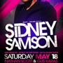  SIDNEY SAMSON - NATHAN SCOTT - MID SATURDAYS