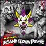  Insane Clown Posse with special guests Moonshine Bandits, Kung Fu Vampire