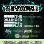  SUMMER SLAUGHTER TOUR 2013, The Dillinger Escape Plan, Animals as Leaders, Norma Jean, Periphery, Cattle Decapitation, The Ocean