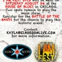  I AM FEST battle of the bands (preliminary)