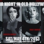 BAD JOHNPAUL presents A Noir Night In Old Hollywood