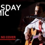  LOUNGE: OPEN MIC (NO COVER)