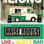 The Lions With Special Guests Arise Roots Special Guest Djs Nina And Viktor Of The Rocksteady Lounge
