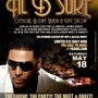  AL B SURE Official B-Day Bash and Live Show