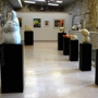 Stone & Exploration Art Exhibit