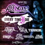 The All Stars Tour, Every Time I Die, Chelsea Grin, Veil of Maya, Terror, Stray From The Path, Volumes, Capture the Crown