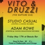 Vito & Druzzi (The Rapture DJs) w/ Studio Casual & Adam Rowe