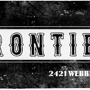 Frontier Bar Presents: Free music