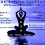 YOGA, Sound and Magic, Dance Jungle!! @ The Living Gallery