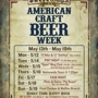  American Craft Beers Week