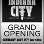 Indiana City Brewing Company Grand Opening!