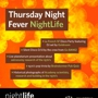 Thursday Night Fever NightLife