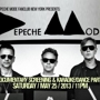 Depeche Mode Documentary Screening & Karaoke Dance Party