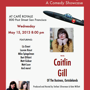 The Comikaze Lounge - Comedy showcase with Caitlin Gill