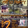  Porkchop's 2 Year Anniversary Patio Party !