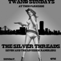 The Silver Threads, Sevon and the Lovesick Ramblers Original Famous Twang Sundays