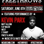 GMB & BUFORD HOUSE present Kevin Parx Freethrows Tour