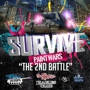 Stellar Spark Events and V5 Live present SURVIVE PAINT WARS: THE SECOND BATTLE