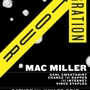  The Space Migration Tour MAC MILLER, Earl Sweatshirt, Chance The Rapper, Vince Staples, The Internet