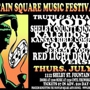Fountain Square Music Festival