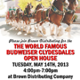 Budweiser Presents The World Famous Budweiser Clydesdales Open House