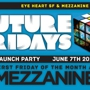 Mezzanine & Eye Heart SF Present Future Fridays Launch Party, BLACKBIRD BLACKBIRD, TENDERLIONS, Tech Minds, Blackbird Blackbird