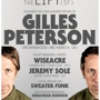 "theLIFT & KCRW present GILLES PETERSON – ""BAY AREA EDITION"""