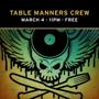 Table Manners Crew