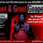  Goapele Meet &amp; Greet