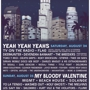 FYF Presents FYF Fest: Yeah Yeah Yeahs, TV On The Radio, FLAG, Deerhunter, Devendra Banhart, The Breeders, Toro Y Moi, and more