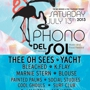 The Bay Bridged & Tiny Telephone Present Phono Del Sol Music And Food Festival