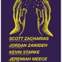 Stardust Presents: Acid Dreams SCOTT ZACHARIAS,  JORDAN ZAWIDEH, KEVIN STARKE,  JEREMIAH MEECE