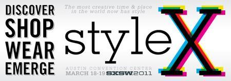 Style X: Discover, Shop, Wear, Emerge
