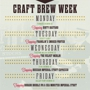  Craft Brew Week at Brew Exchange