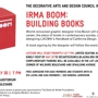 The Decorative Arts & Design Council  Irma Boom: Building Books
