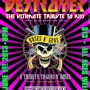  Destroyer : tribute to KISS, with Roses and Guns, Guns and Roses tribute